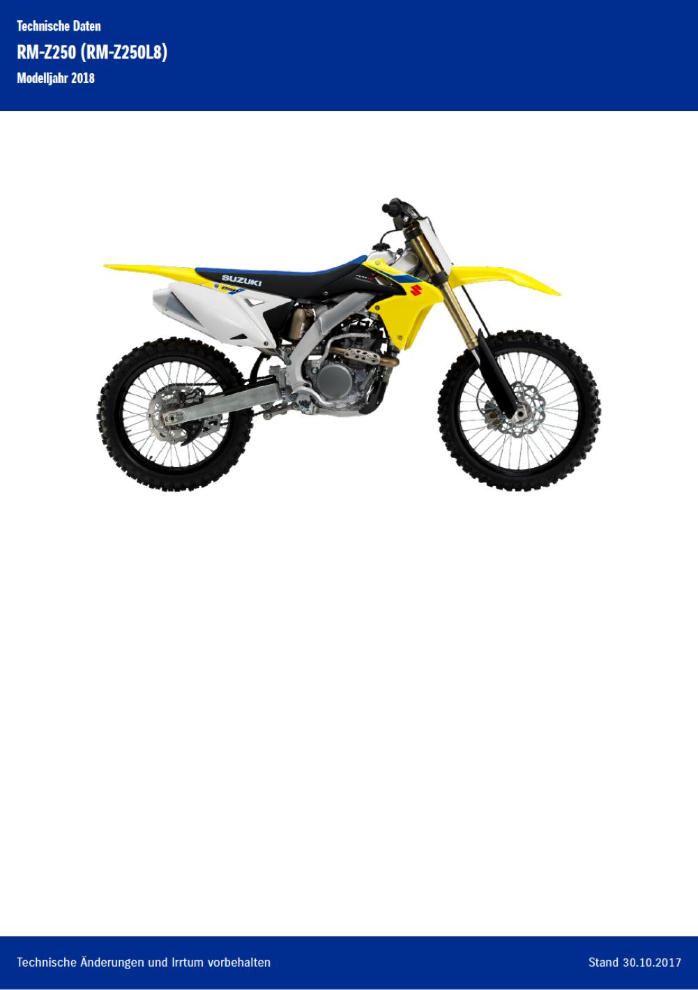 Suzuki Rm Z